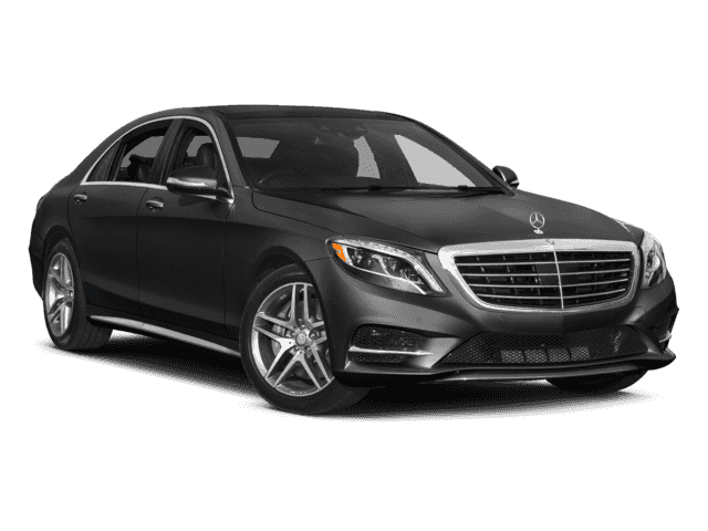 New Mercedes-Benz S550
