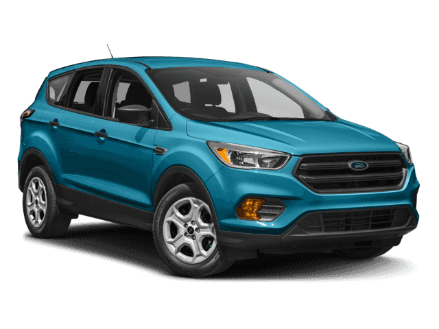 New Ford Escape S