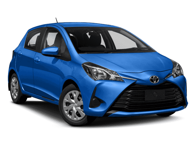 New 2018 Toyota Yaris L 5D Hatchback