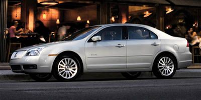 Pre-Owned 2007 MERCURY MILAN SEDAN 4D