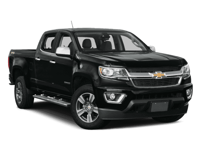 Pre Owned 2015 Chevrolet Colorado Z71 RWD 4D Crew Cab