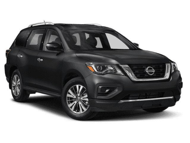 New 2020 Nissan Pathfinder 4x4 S