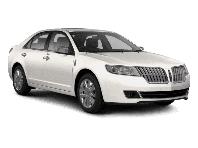 Pre-Owned 2010 LINCOLN MKZ Sedan 4D