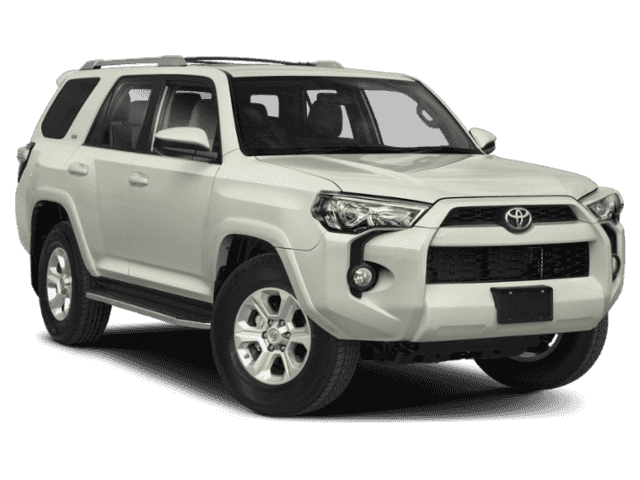New 2019 Toyota 4Runner Limited 7-Passenger