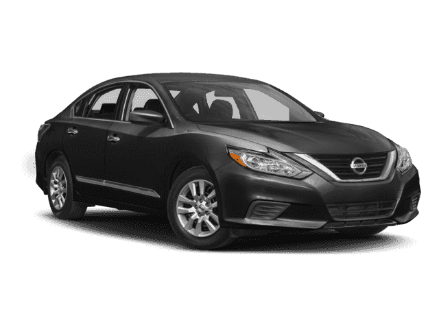 New 2017 Nissan Altima 2.5 SV FWD Sedan