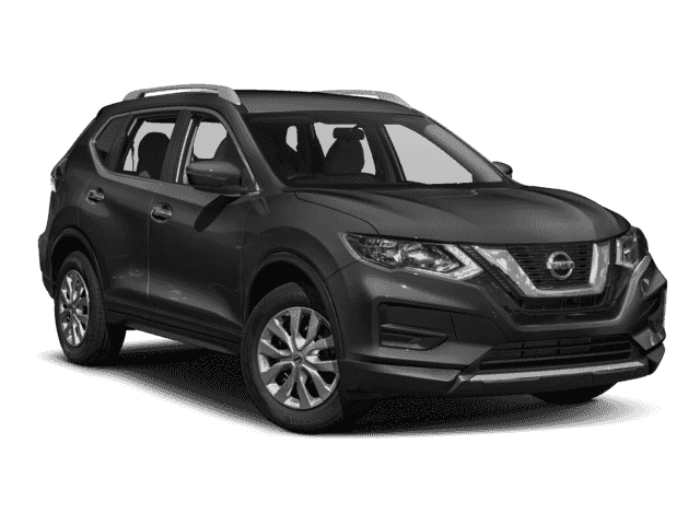 Pre-Owned 2017 Nissan Rogue 2017.5 AWD SV