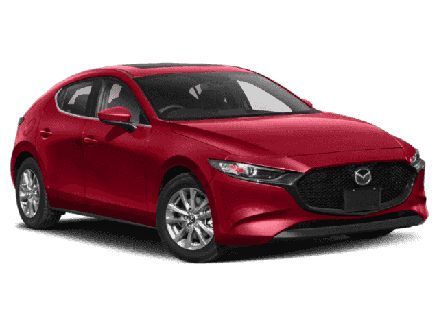 New 2020 Mazda3 GS AWD