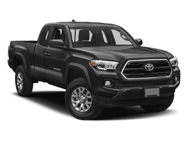 new 2018 toyota tacoma sr5 access cab in hollywood. Black Bedroom Furniture Sets. Home Design Ideas