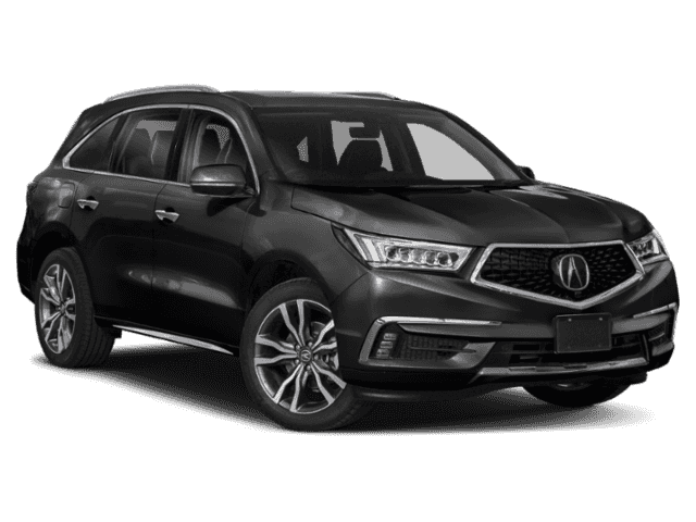 New 2019 Acura MDX w/Advance Pkg With Navigation & AWD
