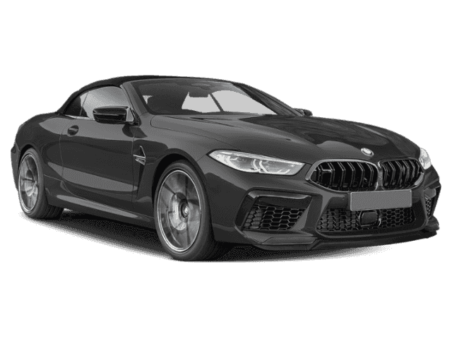 New 2020 BMW M8 Cabriolet