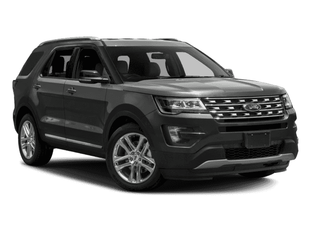 New 2017 Ford Explorer Xlt