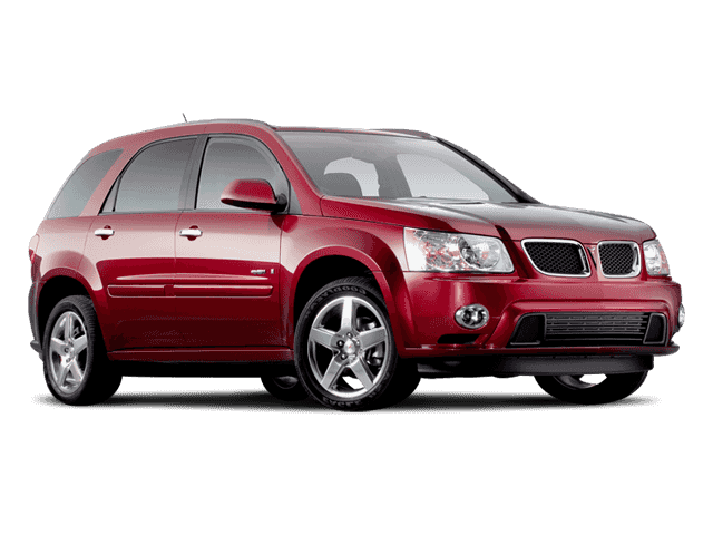 Pre-Owned 2008 PONTIAC TORRENT Sport Util