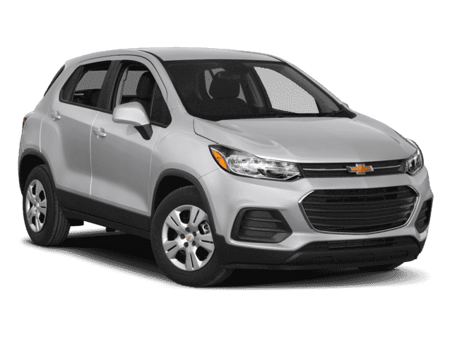 New 2018 Chevrolet Trax Ls 4d Sport Utility In The Milwaukee Area