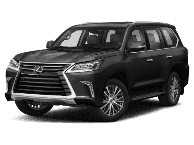 New 2020 Lexus LX 570 - In-Stock