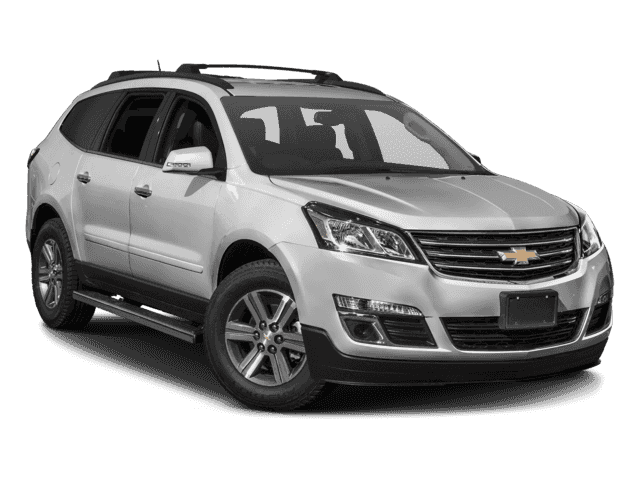 Pre-Owned 2017 Chevrolet Traverse AWD 4dr LT w/2LT