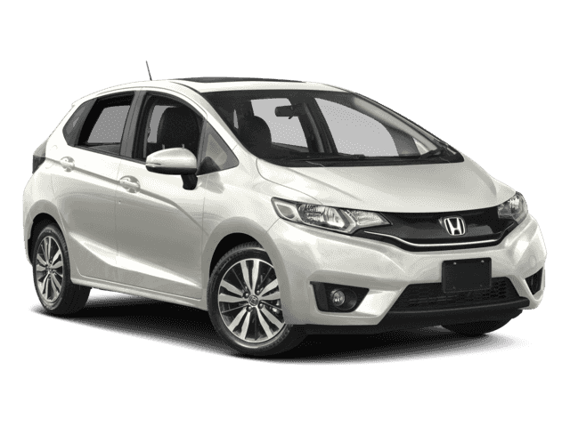 New 2017 Honda Fit EX L 4D Hatchback in Houston HS