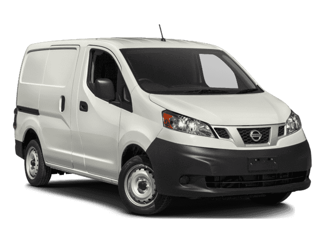New 2018 Nissan NV200 SV