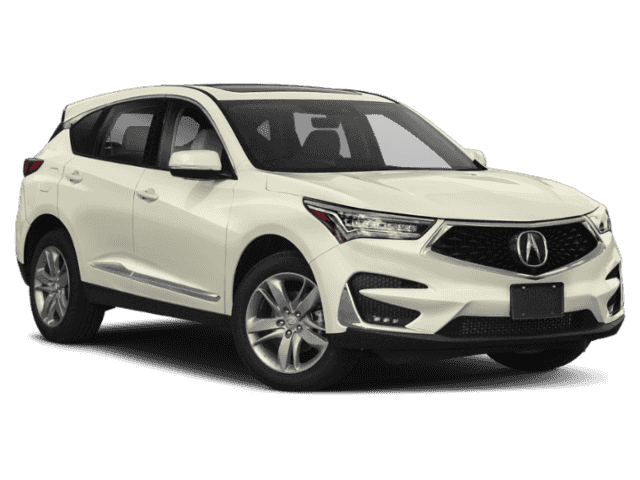New 2019 Acura Rdx Sh Awd W Advance Sh Awd 4dr Suv W Advance Package