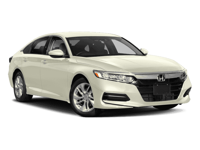 2018 Honda Accord Sedan >> New 2018 Honda Accord Lx Fwd