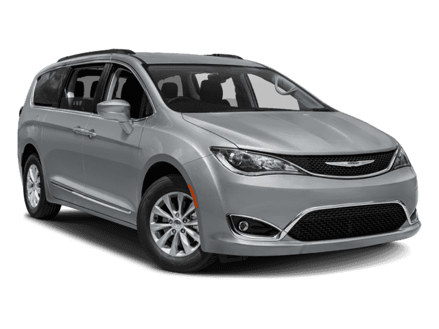New 2017 Chrysler Pacifica Limited - DEMO