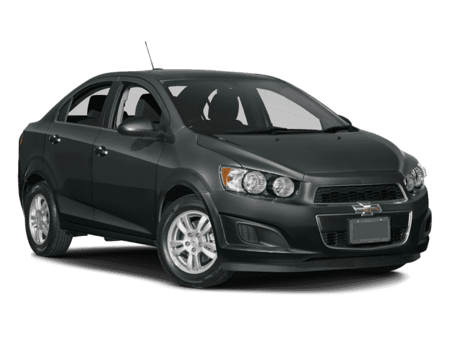 New Chevrolet Sonic 4dr Sdn Auto LS