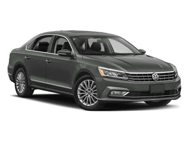 New 2018 Volkswagen Passat Highline
