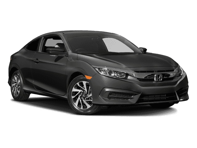 new 2016 honda civic lx p coupe in glendale 161162 david hobbs honda. Black Bedroom Furniture Sets. Home Design Ideas