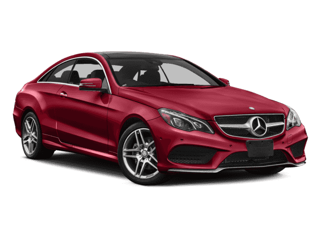 New 2016 Mercedes-Benz E 400 RWD COUPE