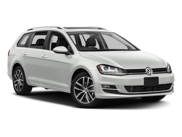 New 2017 Volkswagen Golf SportWagen SE