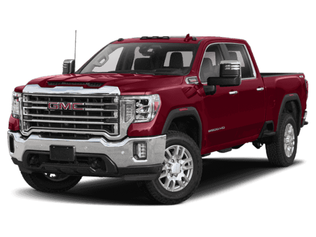 New 2020 GMC Sierra 2500HD SLT 4WD Crew Cab Pickup