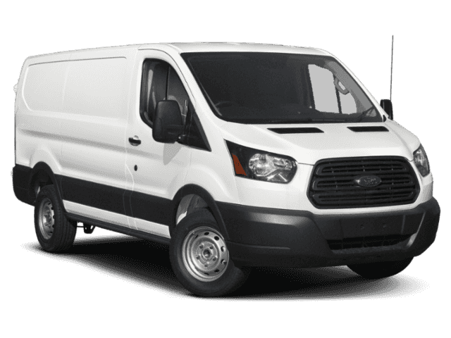 2019 Ford Transit-250 w/60/40 Pass-Side Cargo Doors
