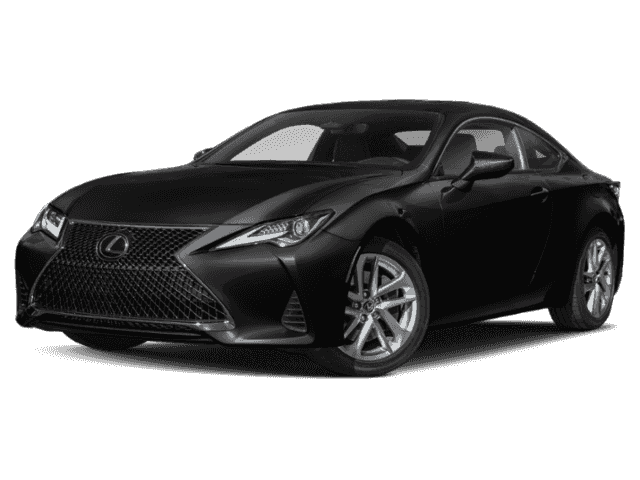 New 2020 Lexus RC 300 RC 300