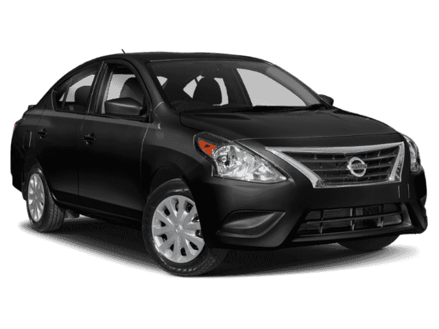 New 2019 Nissan Versa 1.6 S Plus FWD 4D Sedan
