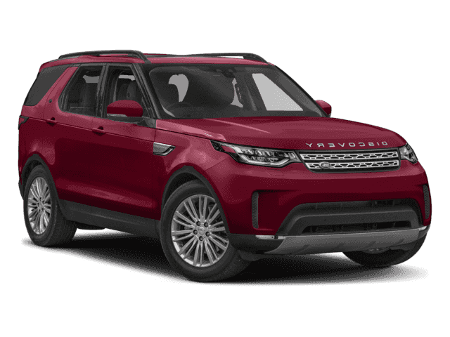 New 2017 Land Rover Discovery HSE Luxury 4WD