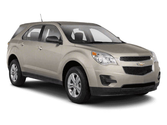 Pre-Owned 2012 Chevrolet Equinox LS AWD