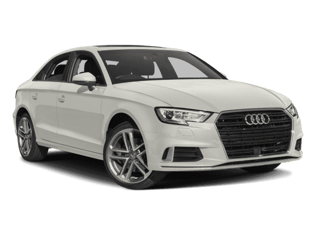 New Audi A Sedan Premium Dr Car In J Fletcher Jones - Audi a3 2018