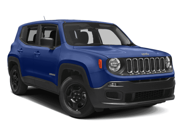 New 2017 Jeep Renegade Sport 4x4 4WD