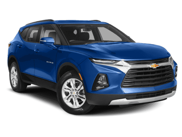 New 2019 Chevrolet Blazer RS FWD SUV
