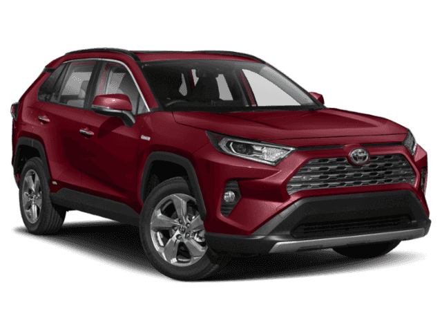Stock #: 39152 Ruby Flare Pearl [extra_cost_color] 2020 Toyota RAV4 Hybrid Limited 4D Sport Utility in Milwaukee, Wisconsin 53209
