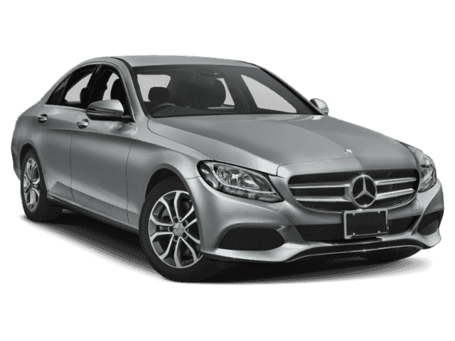 2018 Mercedes-Benz C-Class 4MATIC® Sedan AWD