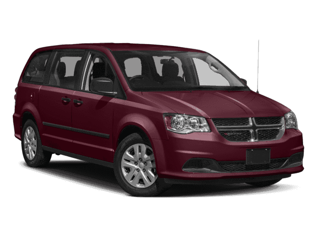 New 2018 Dodge Grand Caravan SXT Wagon FWD