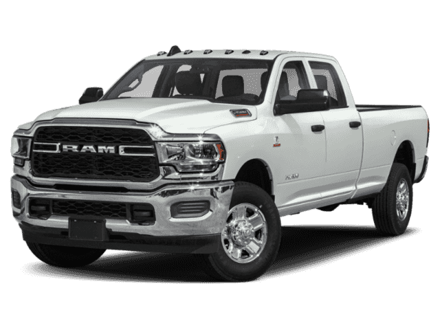 New 2020 RAM 2500 Tradesman 4x4 Crew Cab 8' Box