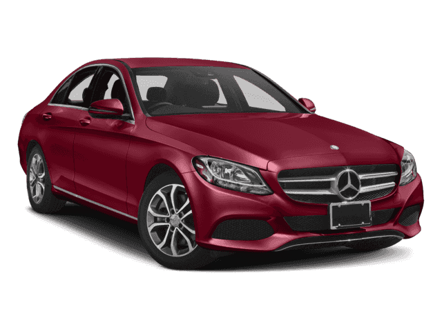 New 2018 Mercedes Benz C Class C 300 4dr Car in El Dorado Hills