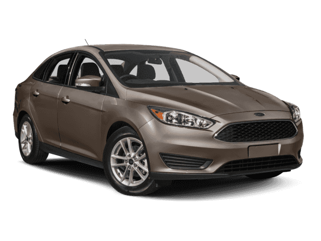 New 2018 Ford Focus S Sedan