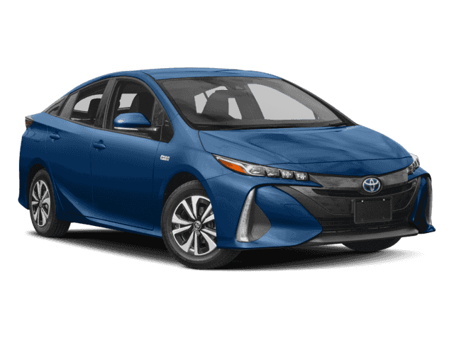 New 2017 TOYOTA Prius Prime Four Front Wheel Drive HB