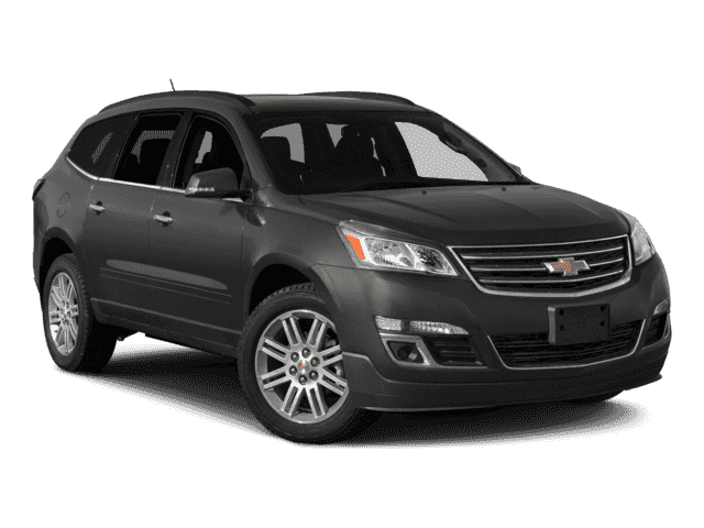 Pre-Owned 2015 Chevrolet Traverse LT AWD 4MATIC®