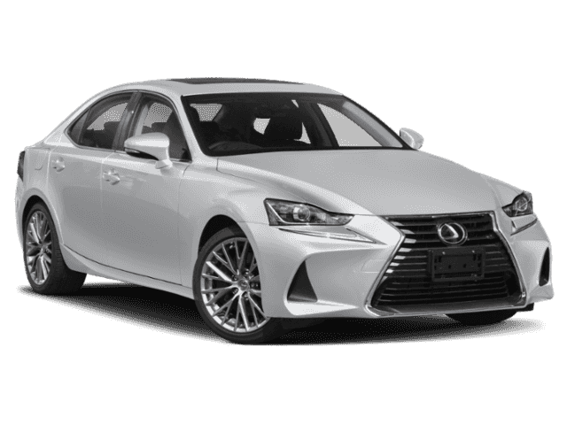 New 2019 Lexus IS 300 Base