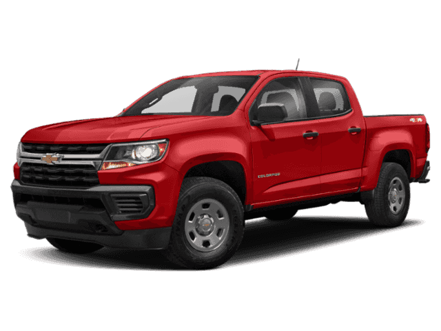 New 2021 Chevrolet COLORADO CREW CAB SHORT BOX