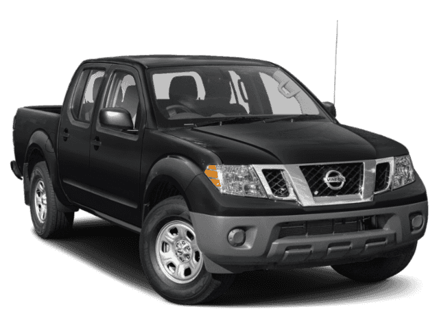 New 2019 Nissan Frontier S 4WD