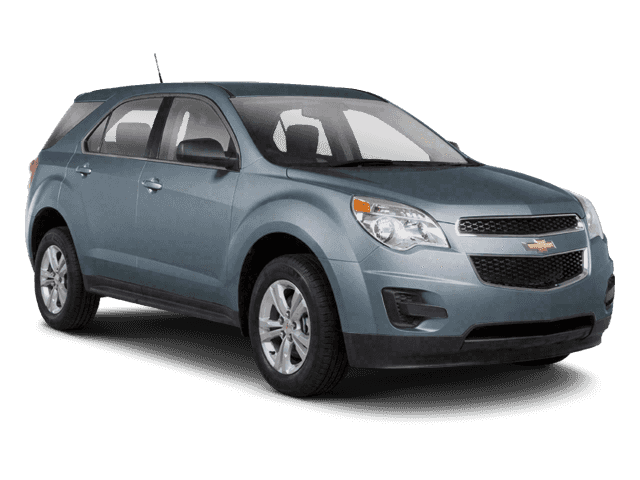 Pre-Owned 2011 Chevrolet Equinox AWD 4dr LT w/2LT